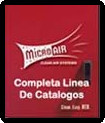 Micro Air's Full Line Brochure - Spanish Version