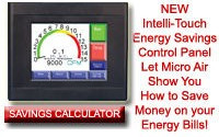 See how Intelli-Touch Energy Savings Controls can save you money on your energy bills.