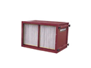 SF400099, equipped with 99.97% efficient HEPA filters, provides increased protection, providing back-up filtration in the event of primary filter failure, and returns clean, s